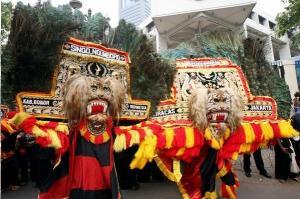 INDONESIA-MALAYSIA-REOG PONOROGO